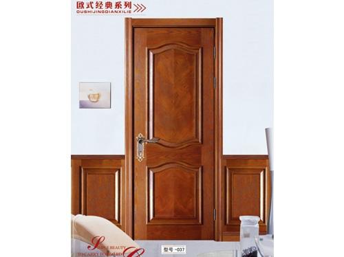 北京涵养原木门